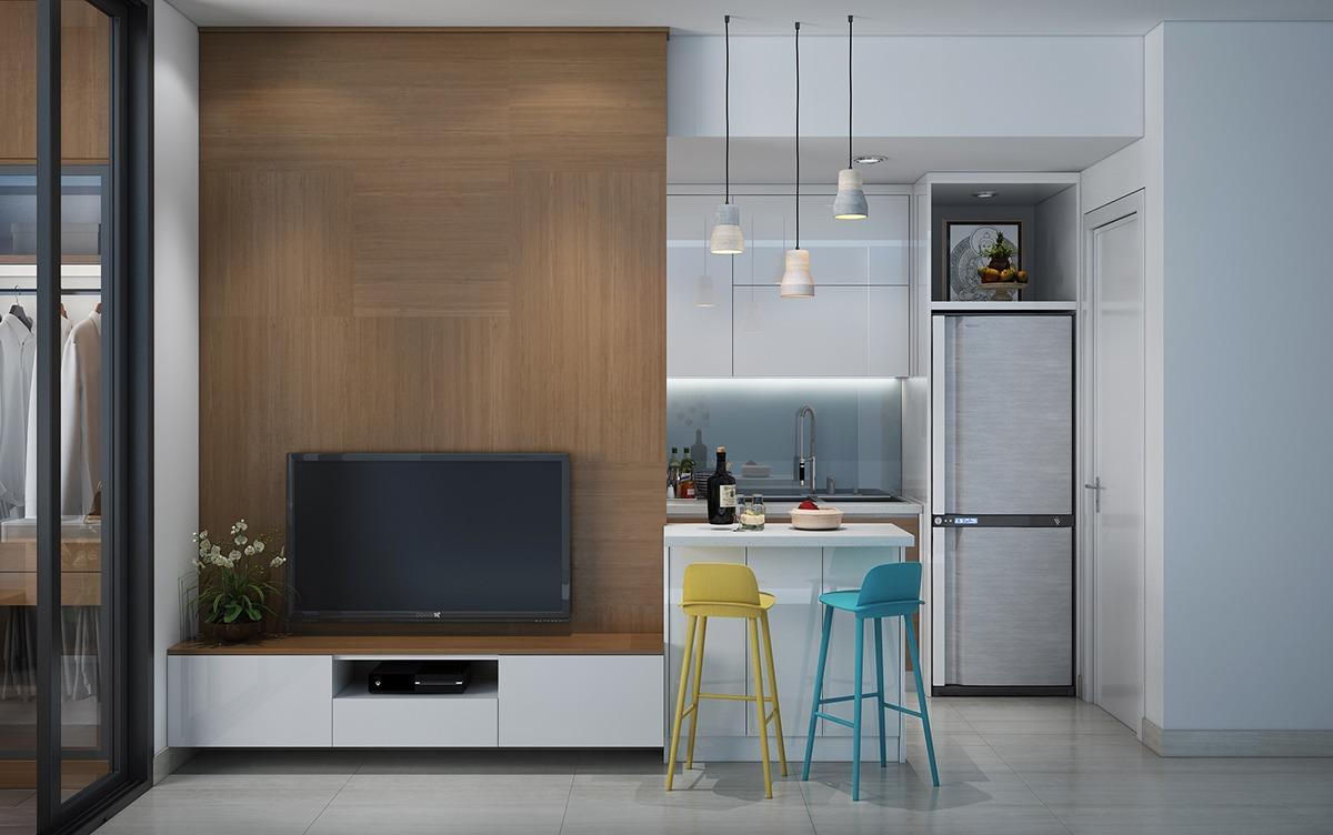 Гостиная дизайн ТВ