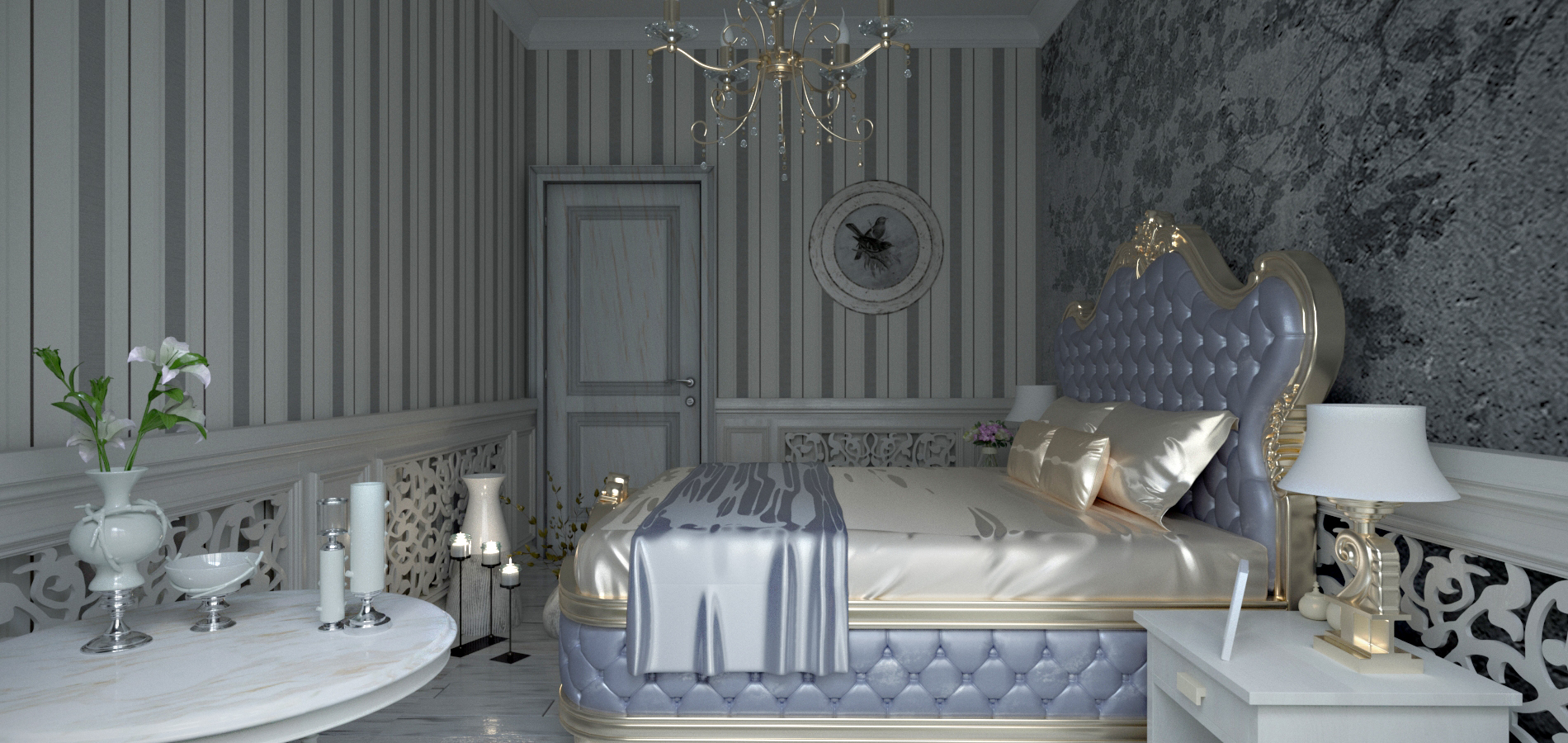 Спальня классика 3