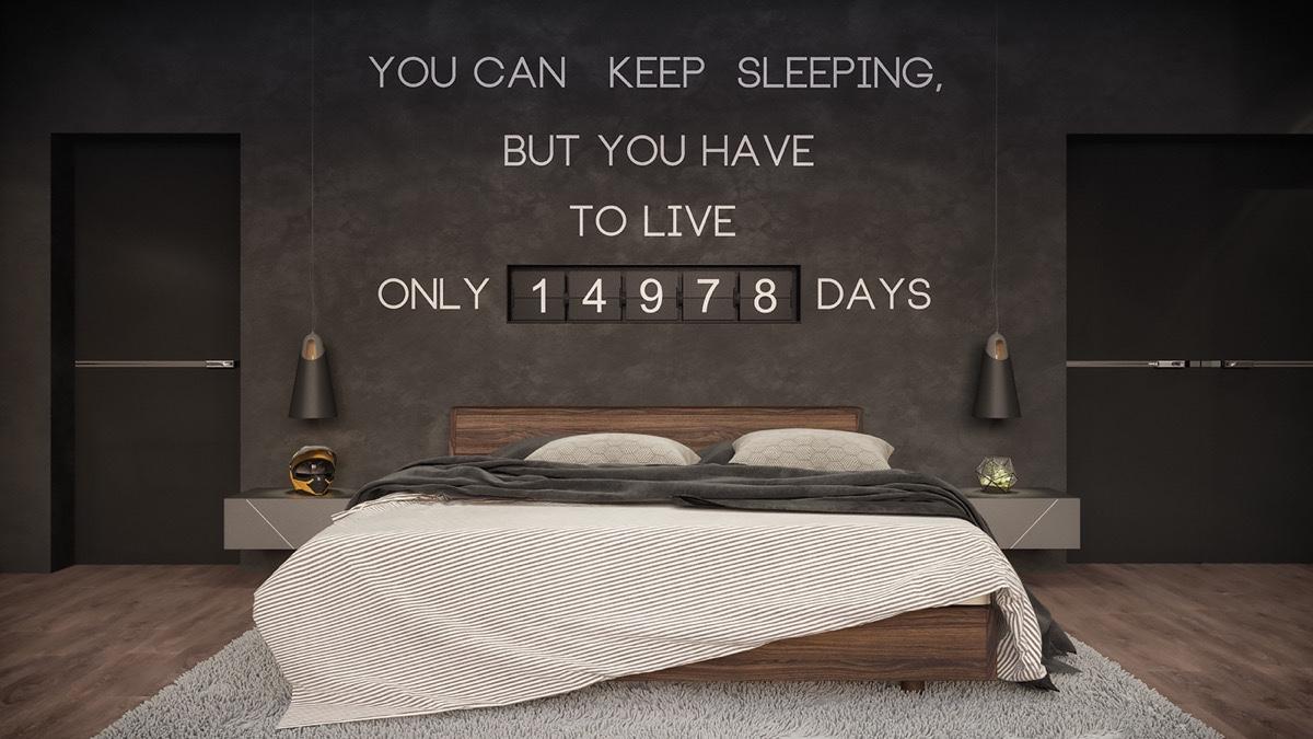 bedroom-death-clock-design