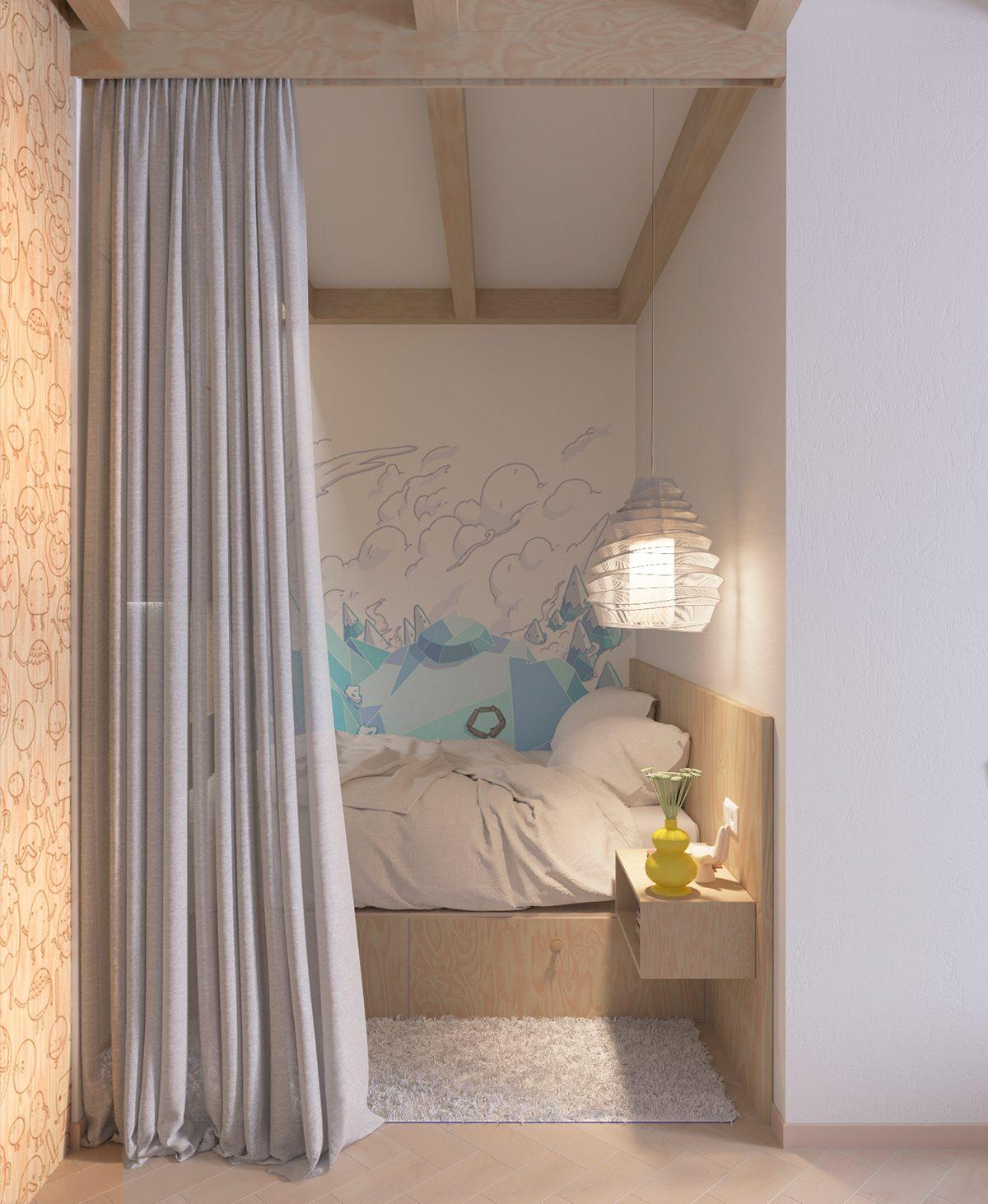 cartoon-bedroom-theme