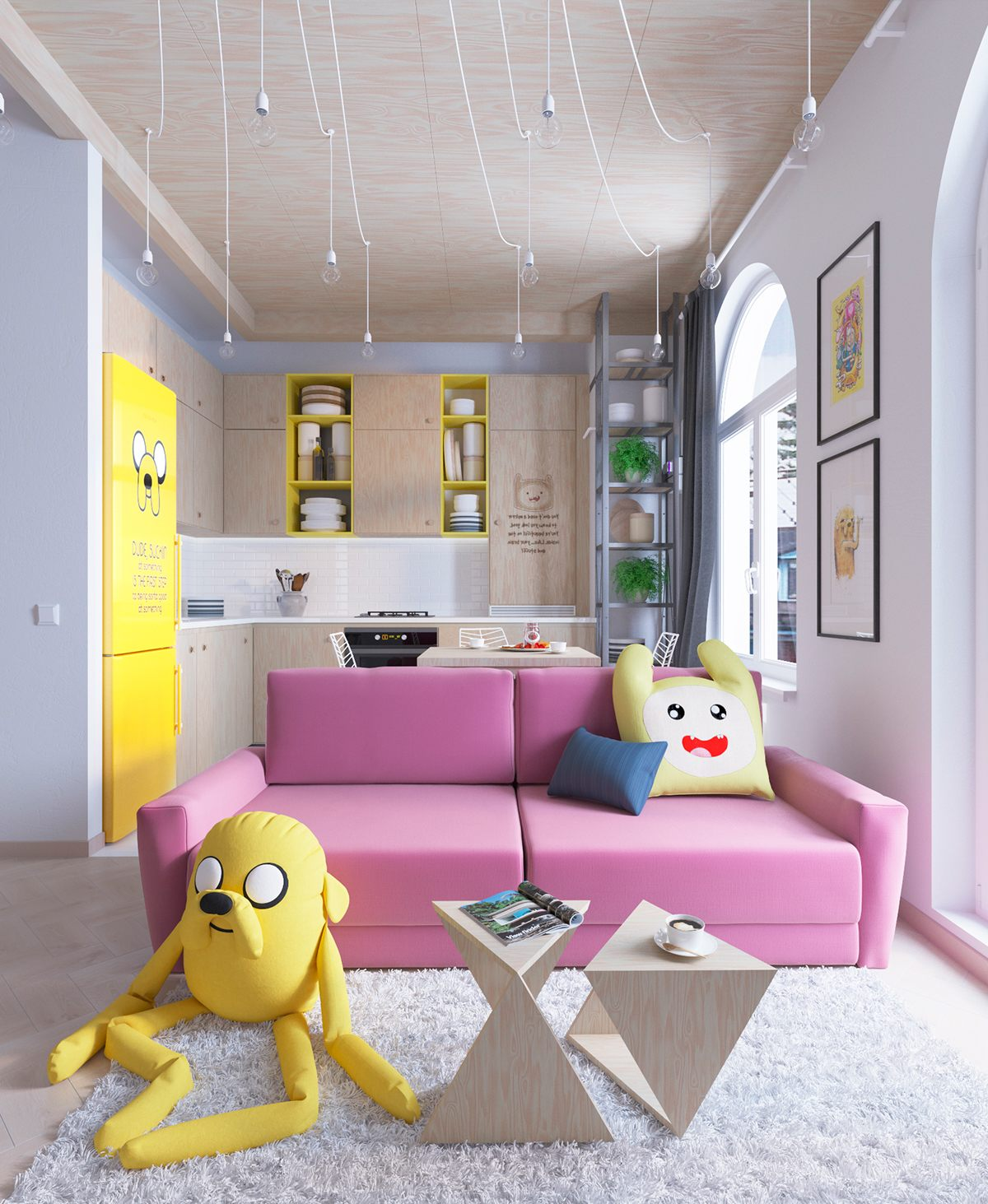 cute-and-cheerful-apartment-theme