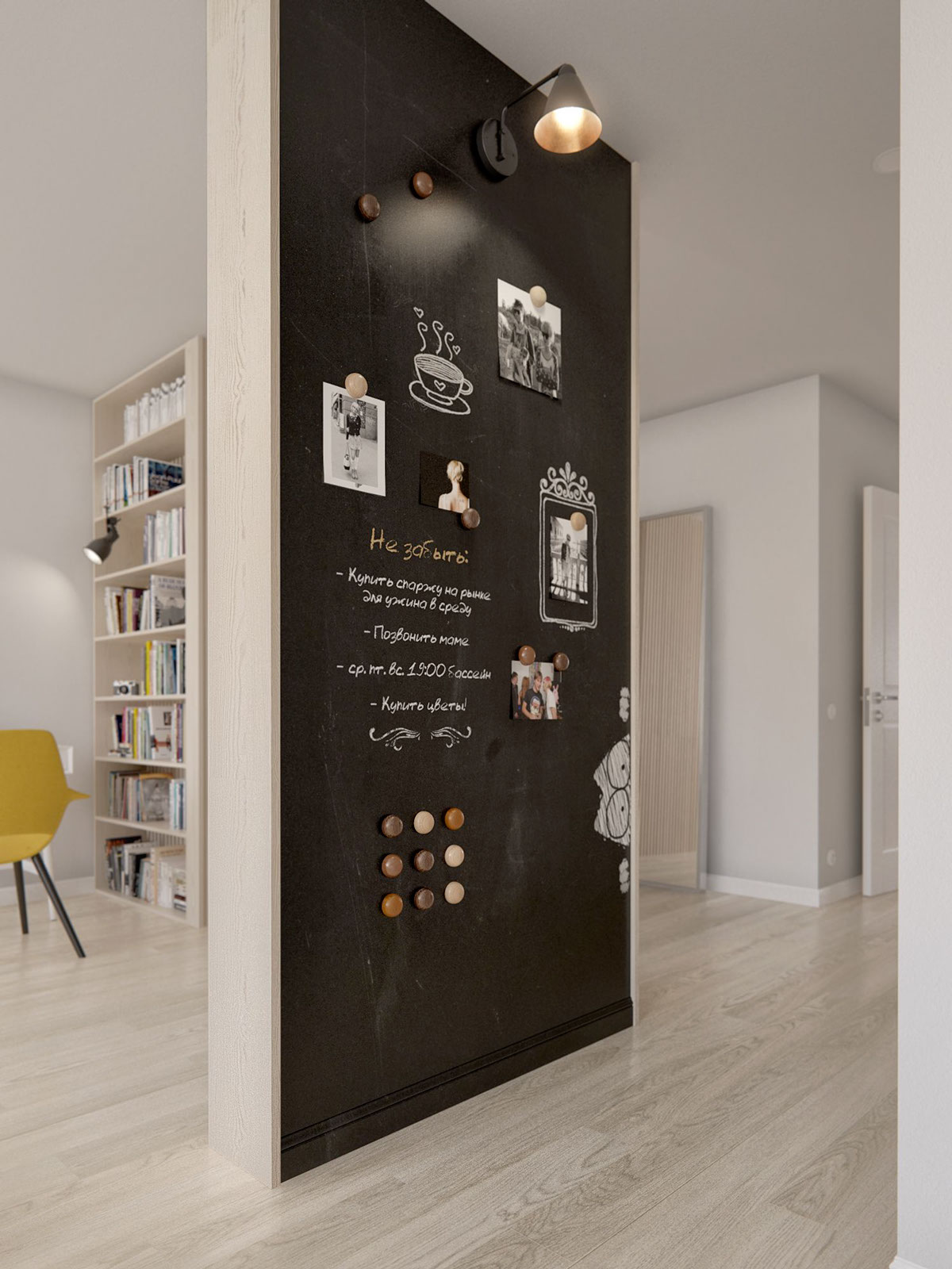 creative-magnetic-wall